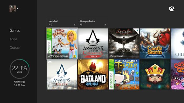 Более чем 300 игр уже доступно на Xbox One по обратной совместимости