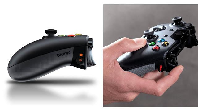 Интересные аксессуары Bionik для геймпадов Xbox One поступили в продажу