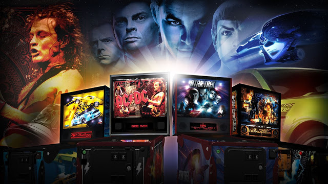 В Xbox Marketplace стала доступна бесплатно игра Stern Pinball Arcade