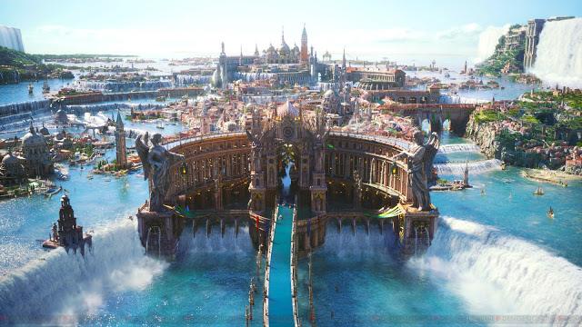 В Final Fantasy XV добавили с новым патчем режим New Game +