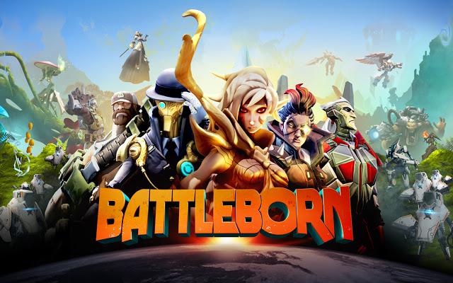 В Battleborn теперь можно играть на Xbox One в 1080p при 60 FPS