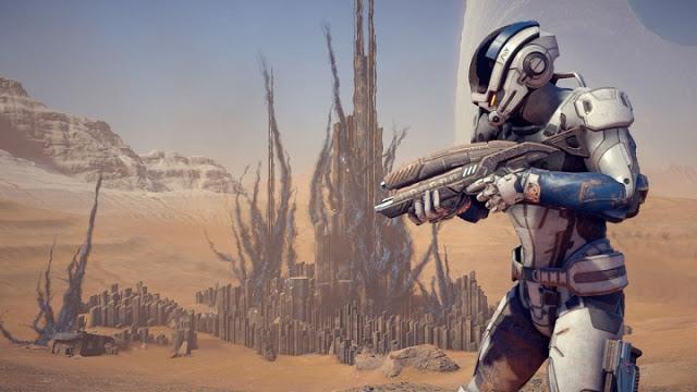 Компания Bioware рассказала о мультиплеере Mass Effect Andromeda