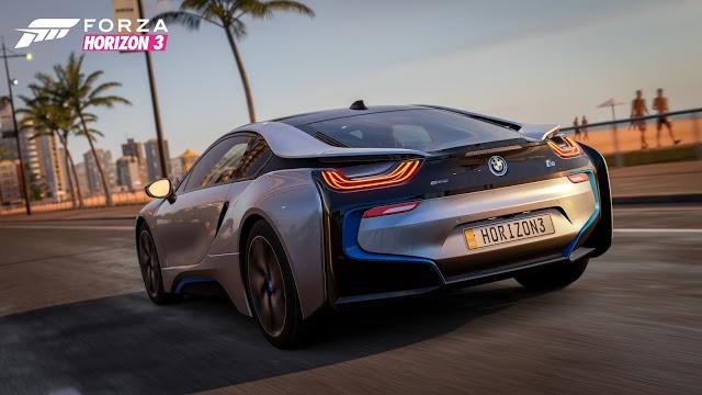 Набор автомобилей Rockstar Energy доступен для Forza Horizon 3