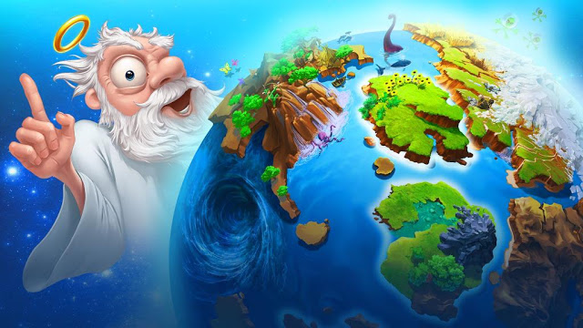 Игра Doodle God стала доступна на приставке Xbox One