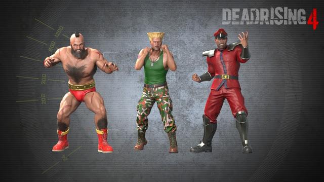 Игроки смогут бесплатно опробовать Dead Rising 4 на следующей неделе