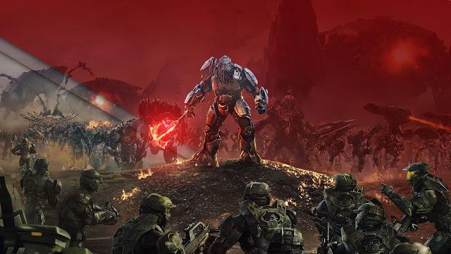 Открытое тестирование Halo Wars 2 пройдет с 20 по 30 января, бета-тестеров ждут подарки