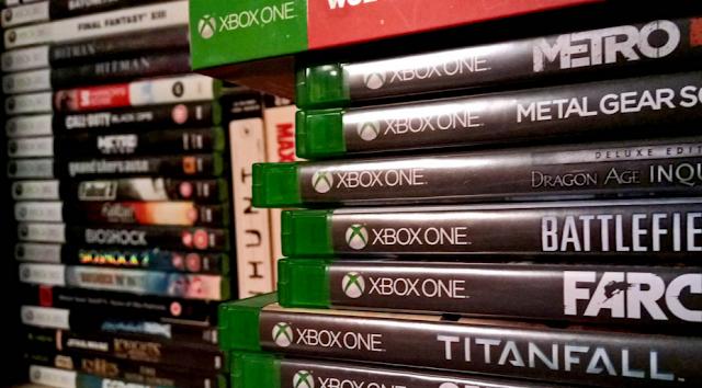 Цифровые продажи игр практически в 3 раза обходят продажи игр на дисках