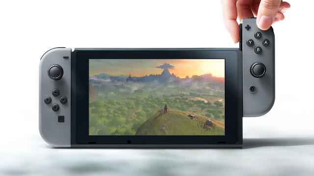Руководители подразделения Xbox в предвкушении релиза Nintendo Switch