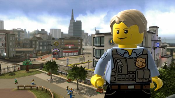 Дебютный трейлер и дата выхода «GTA в мире Lego» - игры Lego City Undercover