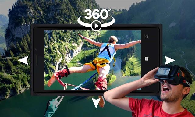 Приложение для просмотра видео в 360 градусов вскоре выйдет на Xbox One