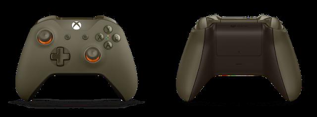 Две новых модели геймпадов для Xbox One представила компания Microsoft