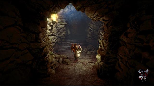 Ghost of a Tale станет временным эксклюзивом консоли Xbox One