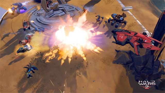 Halo Wars 2 не будет поддерживать режим HDR