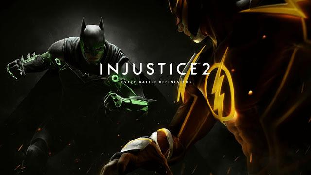 Первым дополнительным персонажем в Injustice 2 станет Дарксайд