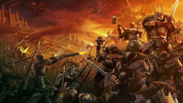 Первую игру по вселенной Вархаммер Фэнтези Баттл выпустят на консолях и PC