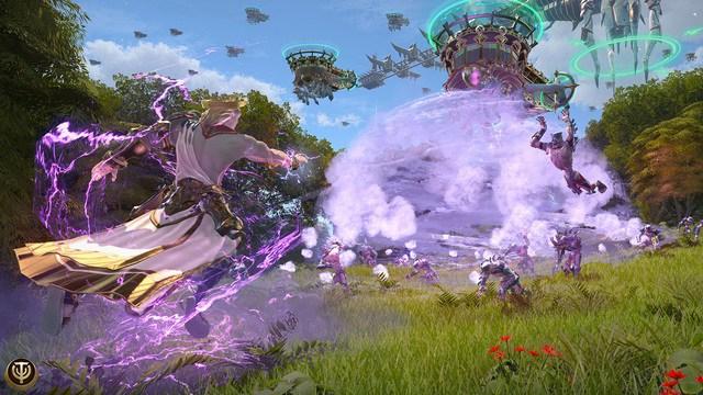 Игра Skyforge выйдет на приставках в ближайшее время