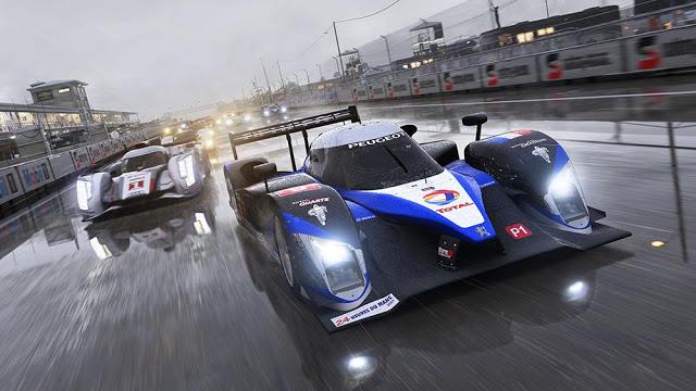 В сети появилось изображение Forza X - новой игры серии или версии для Project Scorpio