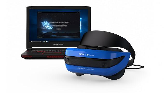 Виртуальную и дополненную реальность следует ожидать на устройства Xbox в 2018 году