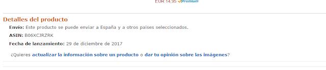 На Amazon появилась дата выхода приставки Project Scorpio