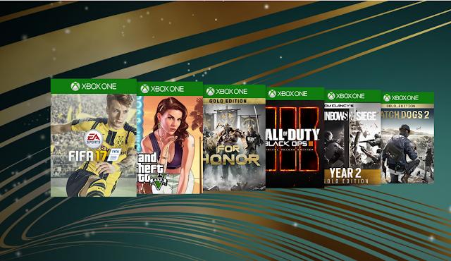 """В Xbox Marketplace стартовала """"Европейская распродажа"""" игр для Xbox One"""