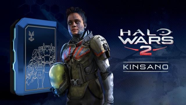 Для Halo Wars 2 стало доступно дополнение «Лидер Кинсано»