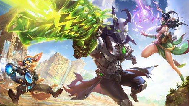 Открыта регистрация на бета-тестирование игры Paladins на Xbox One
