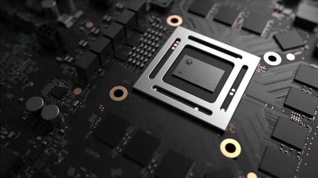 Project Scorpio получит встроенный блок питания и позволит стримить в 4K с 60FPS
