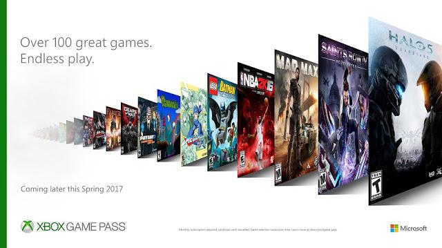 Четыре новых игры стали доступны бесплатно в сервисе Xbox Game Pass
