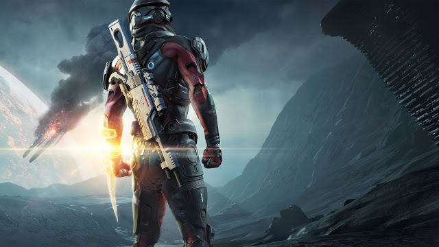 Графическое сравнение Mass Effect Andromeda на различных платформах