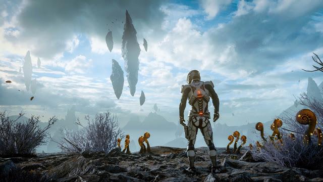 Первые обзоры и оценки игры Mass Effect Andromeda