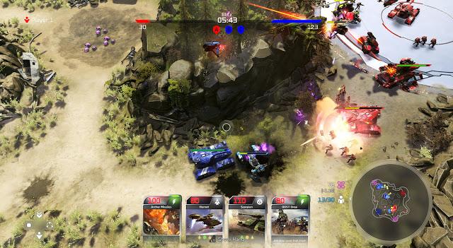 Microsoft добавит функцию транскрипции голосового чата в текстовый и обратно в игре Halo Wars 2