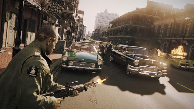 Бесплатная пробная версия Mafia 3 стала доступна для Xbox One