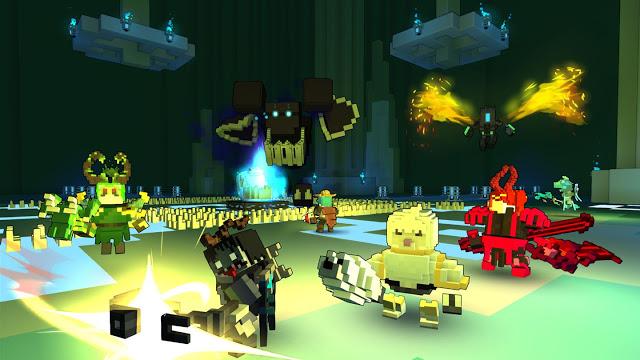 Релиз игры Trove для Xbox One назначен на 14 марта