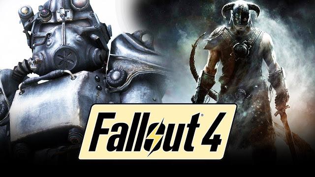 Fallout 4 и Skyrim будут обновлены графически под Project Scorpio