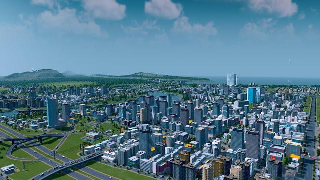 Первый геймплей версии Cities Skylines для Xbox One