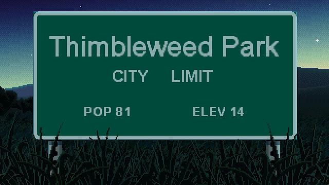 Игра Thimbleweed Park будет доступна по программе Xbox Play Anywhere