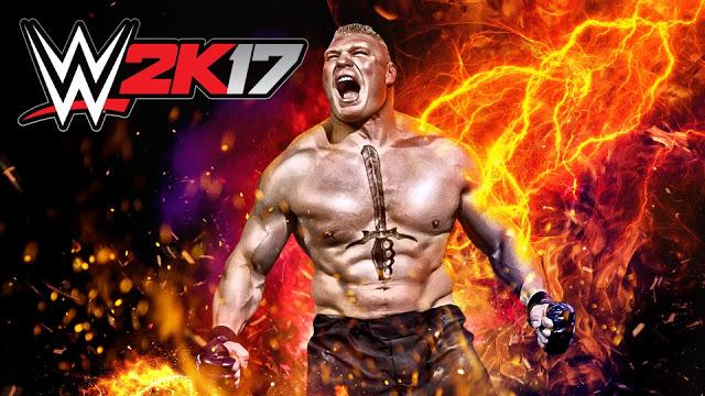 Игра WWE 2K17 доступна бесплатно на приставке Xbox One
