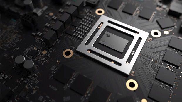 Shinobi602: мощности Project Scorpio хватит не только на разрешение 4K, но и на улучшение графики