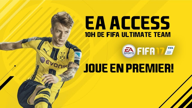 FIFA 17 стала доступна бесплатно на Xbox One в EA Access
