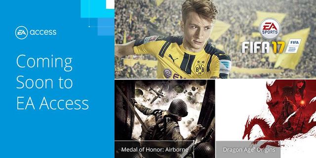 Объявлены следующие три игры, которые станут доступны бесплатно в EA Access