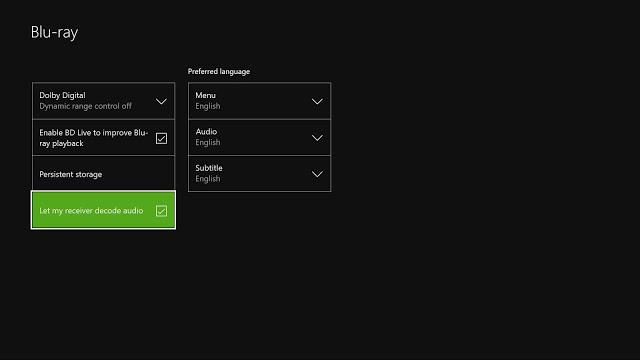 Технология Dolby Atmos стала доступна на Xbox One