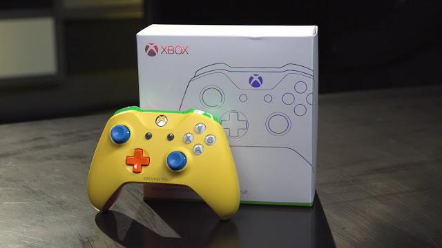 Сервис Xbox Design Lab не скоро доберется до Европы