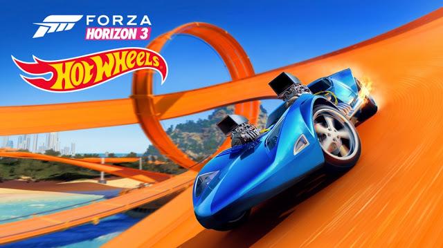Анонсировано второе крупное дополнение для Forza Horizon 3 – Hot Wheels