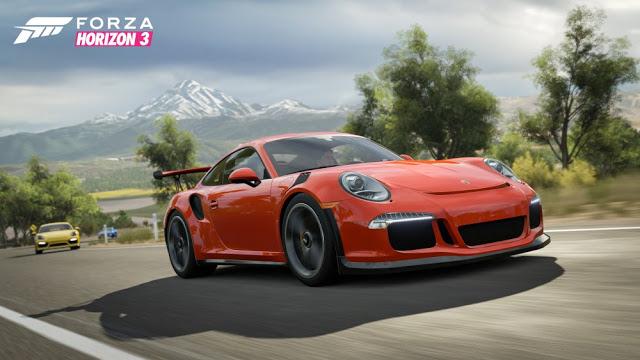 Forza Horizon 3: стал доступен набор автомобилей Porsche, некоторые модели можно выиграть