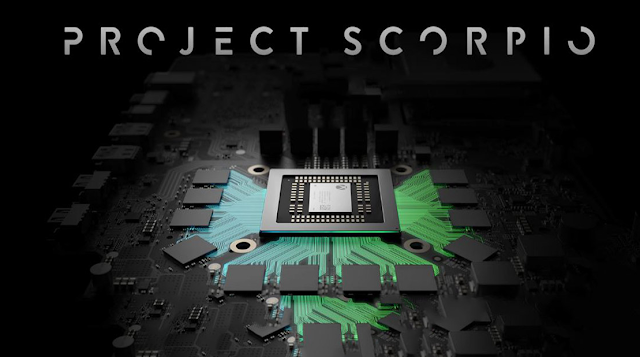 Microsoft: мы знаем, что игроки хотят, чтобы новая консоль называлась Scorpio