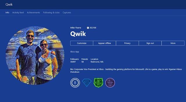 Тестерам стала доступна функция замены Xbox Gamerpics произвольным изображением