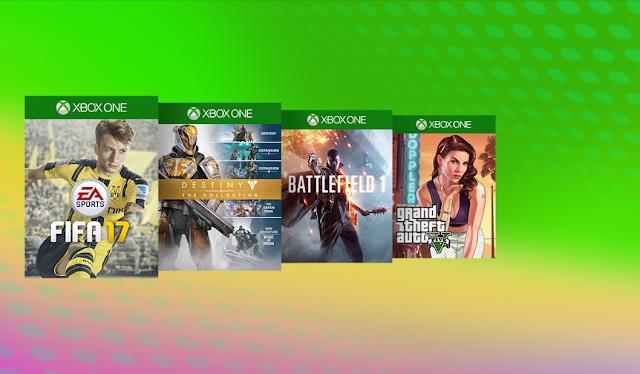 Стартовала крупная распродажа игр в Xbox Marketplace в честь «Дня защиты детей» в Мексике