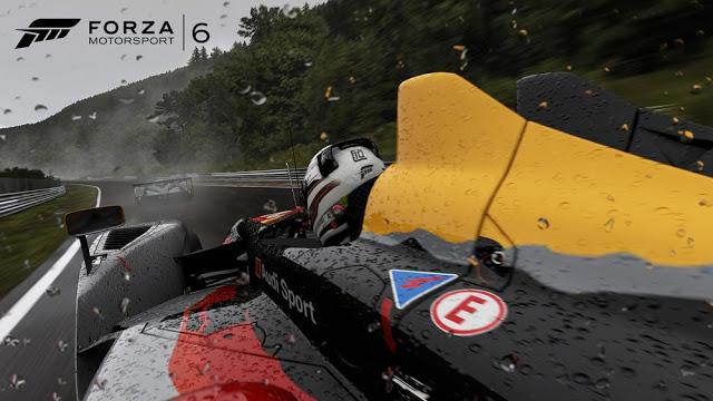 Сравнение графики и геймплея Forza Motorsport 6 и GT Sports