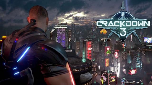 Больше информации об игре Crackdown 3 «на горизонте»