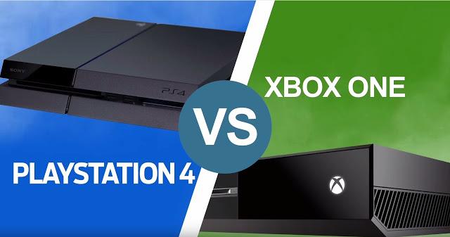 В 2017 году Xbox One и Playstation 4 продаются равными тиражами